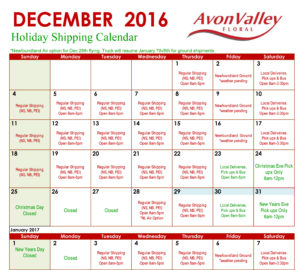 Holiday Calander 2016.xlsx